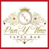 Pan Y Vino Logo