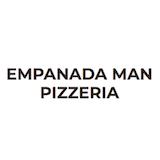 Empanada Man Pizzeria Logo