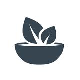 Lula Salads Food Truck Logo