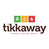 Tikkaway Fresh Indian Grill (Seaport) Logo