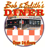Bob & Edith's Diner (Columbia Pike) Logo