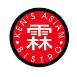 Ken's Sushi  Logo
