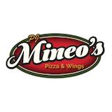 Mineos Pizza and Wings Logo