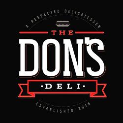 The Don's Deli - Mountainview Logo