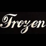 Frozen Ice Cream Logo