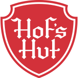 Hof's Hut - Long Beach Logo