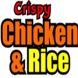 Crispy Chicken & Rice Logo