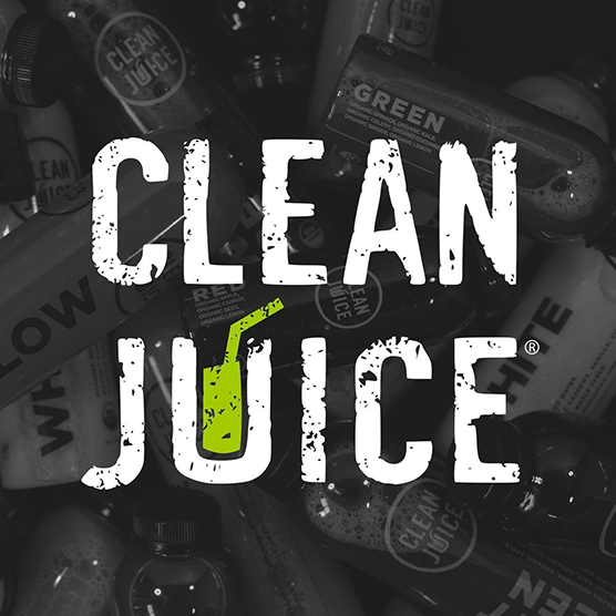 Clean Juice Bar Logo