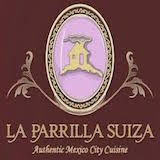 La Parrilla Suiza (Ina & Oldfather) Logo