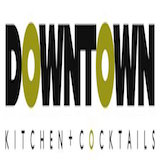 Downtown Kitchen And Cocktails Logo