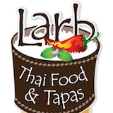 Larb Thai Food & Tapas Logo