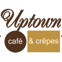 Uptown Cafe & Crepes Logo