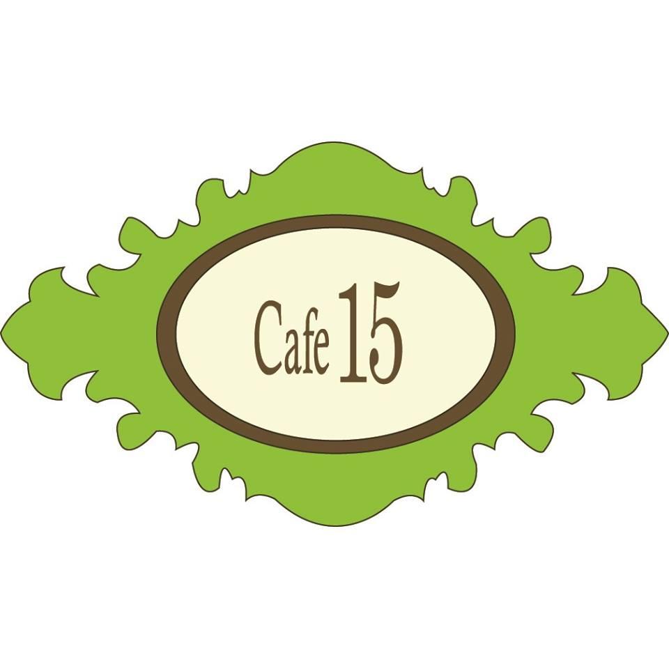 Cafe 15 Logo