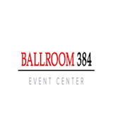 Ballroom 384 At City Grill Logo
