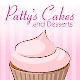 Patty's Cakes and Desserts Logo
