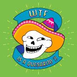 WTF is a Quesarito?! Logo