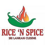 Rice N' Spice Logo