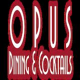 Opus Dining & Cocktails Logo