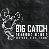 The Big Catch - Huntington Beach Logo