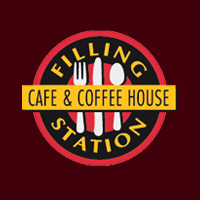 The Filling Station Cafe Logo