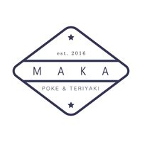 Maka Poke Teriyaki Logo