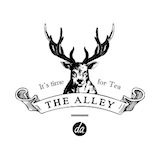 The Alley - Irvine Logo