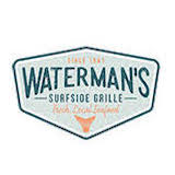 Waterman's Surfside Grille Logo
