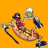 Famous Uncle Als HotDogs & Fries Logo