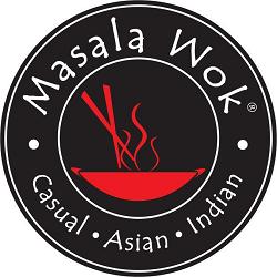Masala Wok Logo