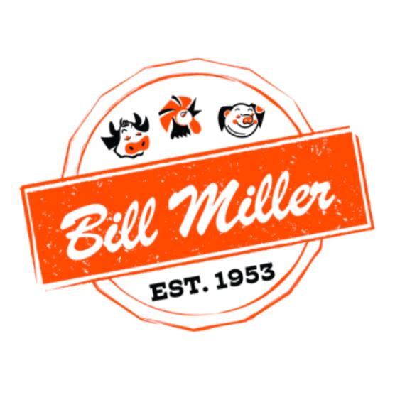 Bill Miller Bar-B-Q Logo