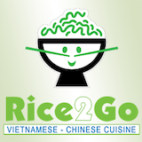Rice2Go Logo