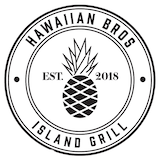Hawaiian Bros (Austin) Logo