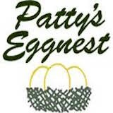 Patty's Eggnest - Edmonds Logo