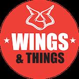 Wings & Things Logo