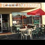 Topolino's Pizza Logo