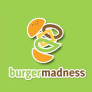 Burger Madness Seattle Logo