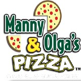 Manny & Olga's Pizza (Petworth) Logo