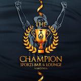 Champion Sports Bar & Restaurant Logo