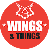 Wings & Things (NSH02-1) Logo