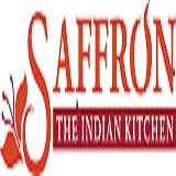 Saffron The Indian Kitchen  Logo