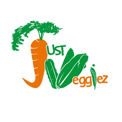 Justveggiez Logo