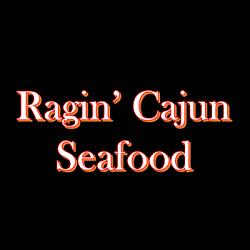 Ragin Cajun Seafood Logo