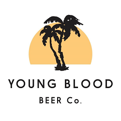 Young Blood Beer Company Logo