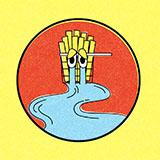 Fry Me a River Logo
