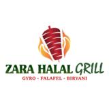 ZARA HALAL GRILL Logo