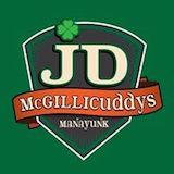 JD McGillicuddy Manayunk Logo