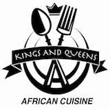 Kings and Queens Vegan Liberian Cuisine Logo
