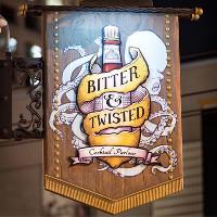Bitter & Twisted Logo