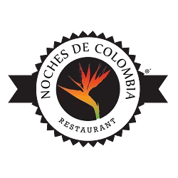 Noches de Colombia - Jersey City, NJ Logo