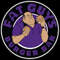 Fat Guy's Burgers Logo